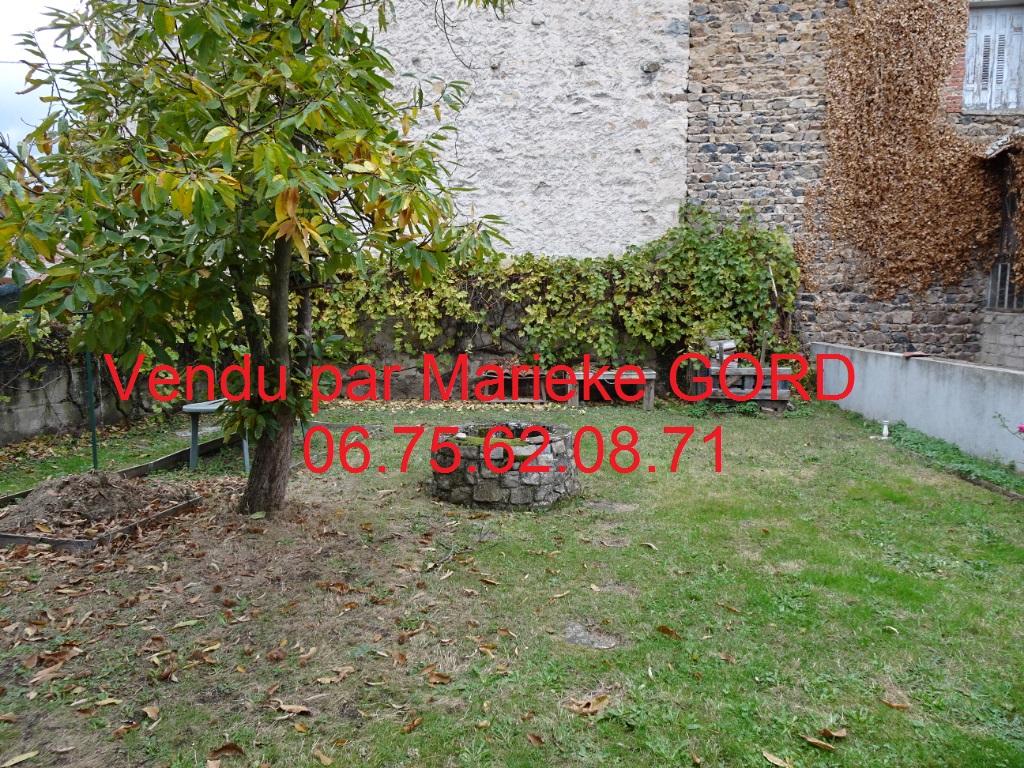 Maison Beauzac 6 pièces 137 m² terrain 160m² et garage