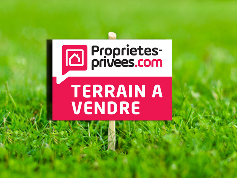 TERRAIN  443 M² -  44320 CHAUMES EN RETZ ( La Sicaudais ) BUDGET 79 990  HAI