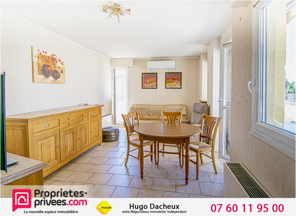 Appartement Vierzon 3 pièce(s) 84 m2