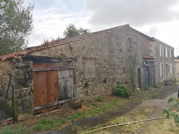 Maison Marsais Sainte Radegonde 6 pièce(s) 120 m2