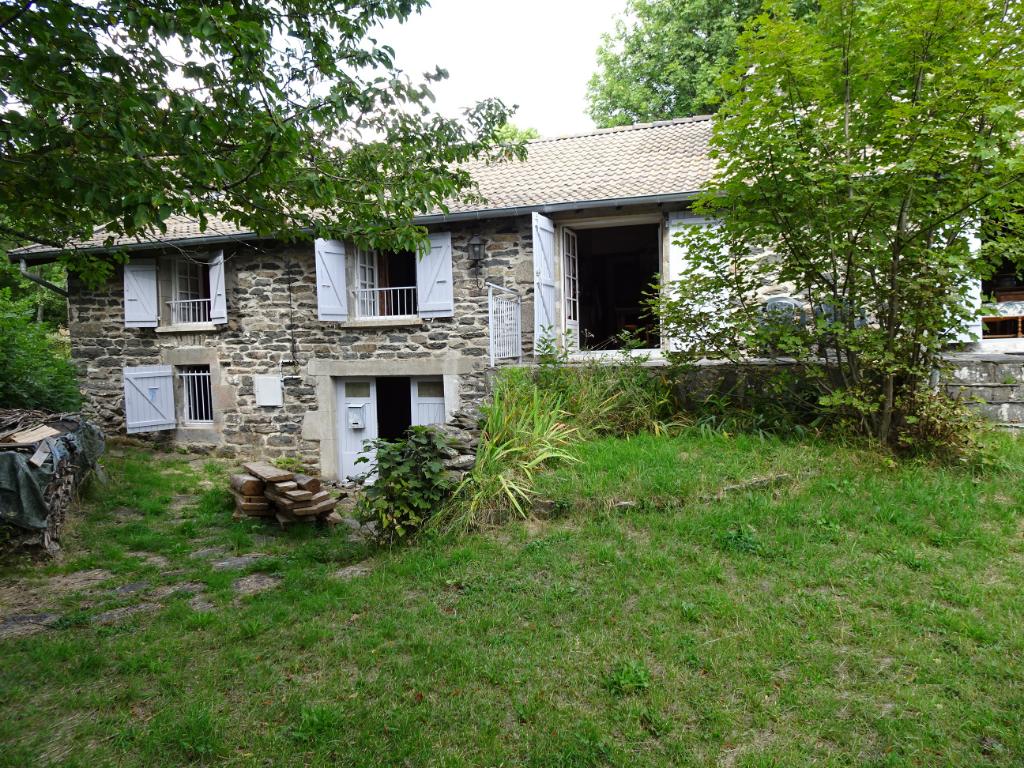 Mazet Saint Voy maison familiale 162 m² terrain de 1081m²