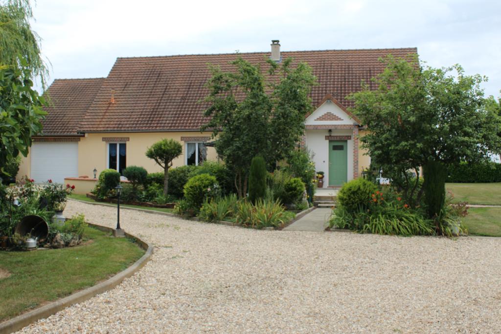 Maison Mesnils-Sur-Iton 130M2
