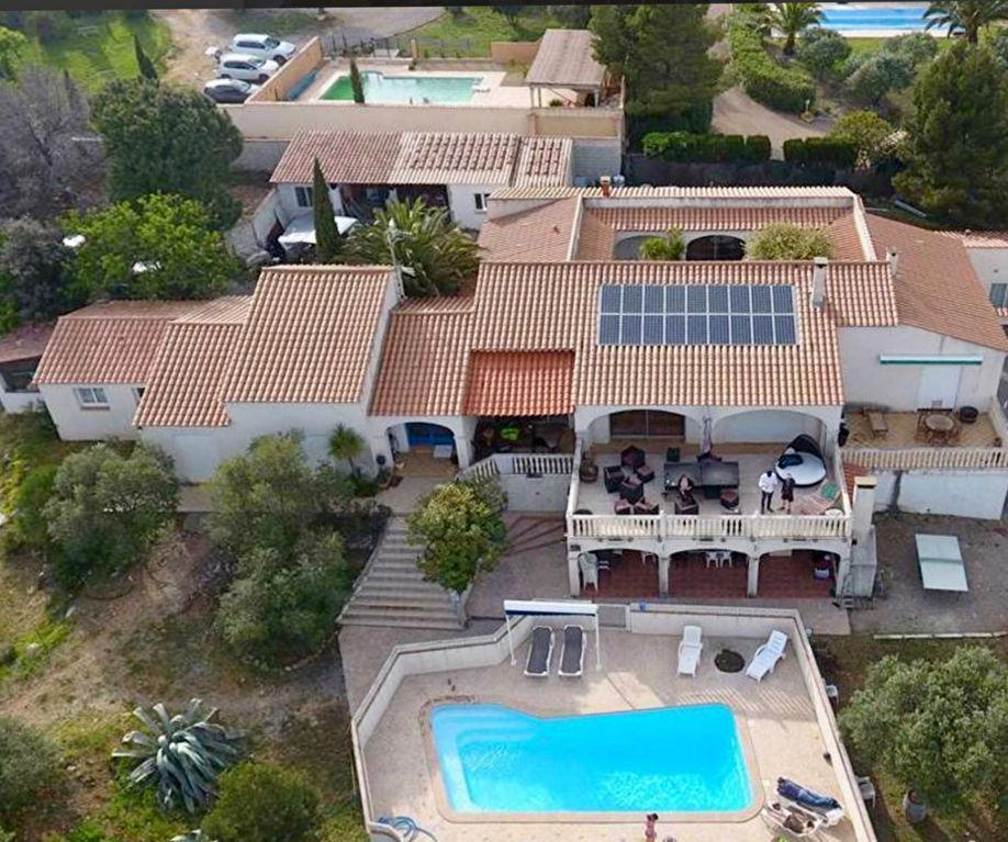 Villa Narbonne 10 pièce(s) sur 3360 m2 de terrain constructible