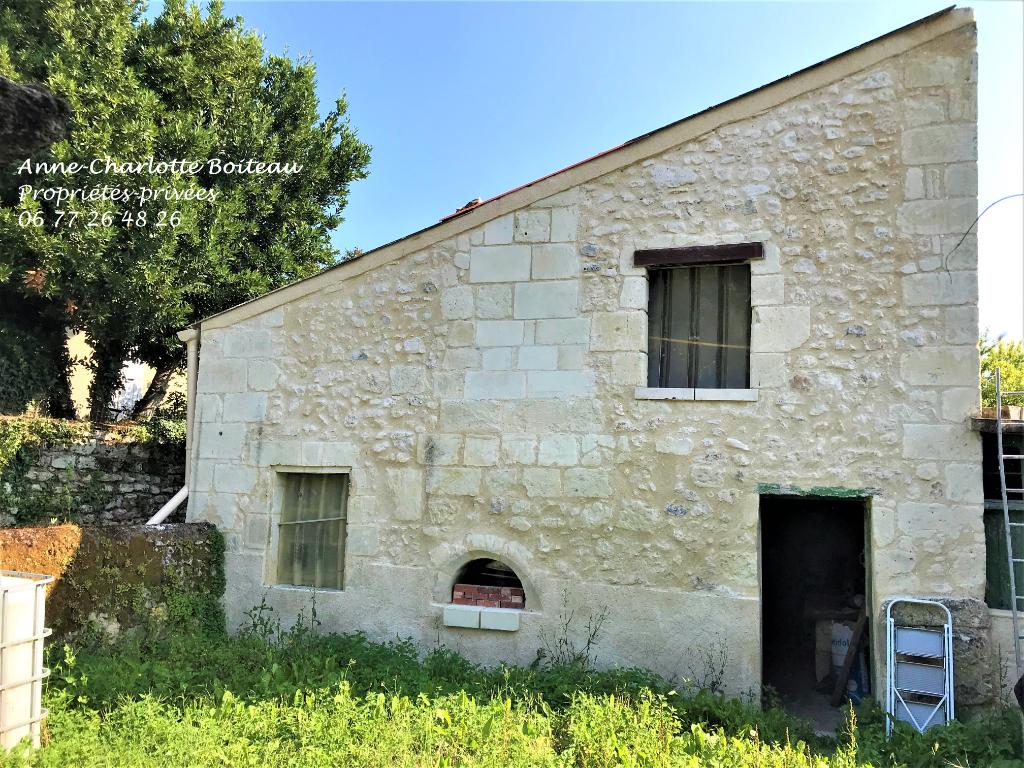 Maison tuffeau à restaurer, Saumur sud