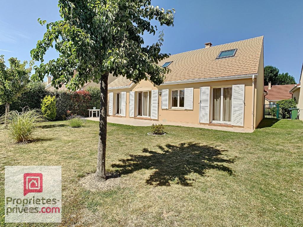 Maison Le Perray En Yvelines 143 m2, 5 chambres
