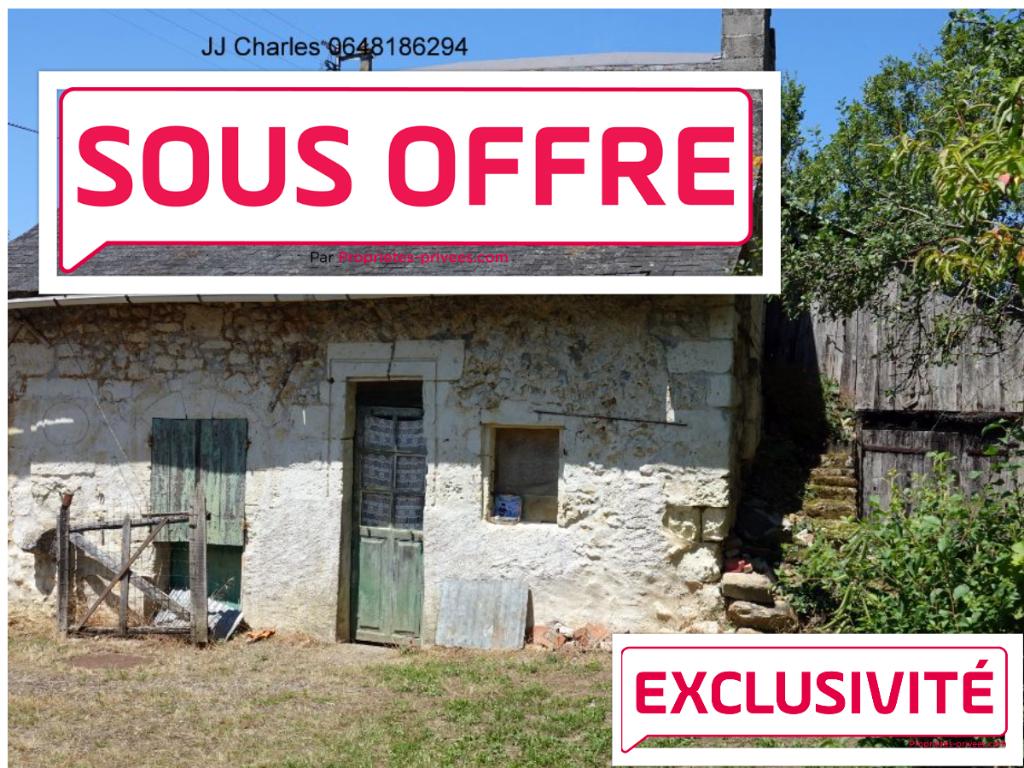 Maison remarquable Fontevraud L'abbaye 3 pièce(s) 45 m2