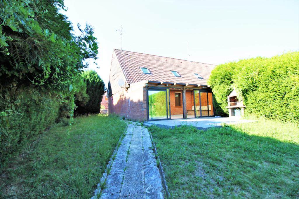 Maison Douai 6 pièce(s) 110 m2 ,3 ch, bureau et garage