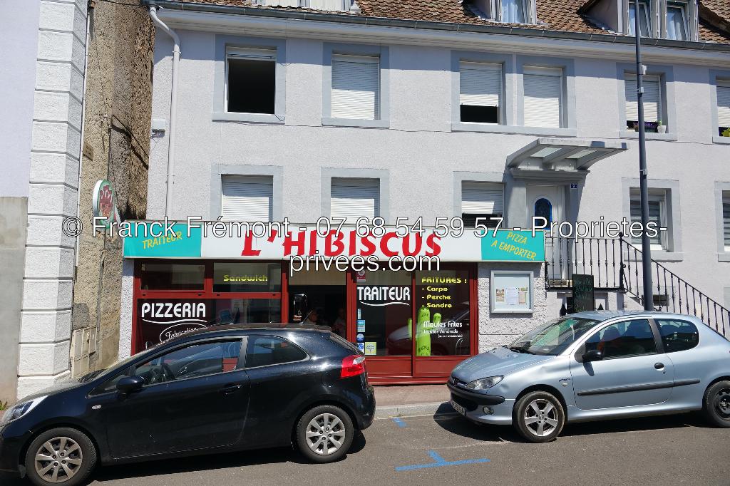 Exclusivité - Fonds de commerce de Pizzeria à Beaucourt