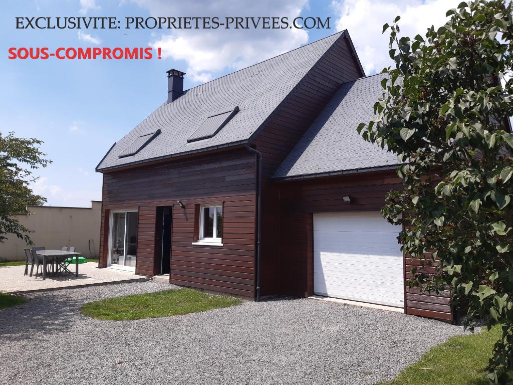 Maison Saint Jean De La Haize 7 pièce(s) 119 m2
