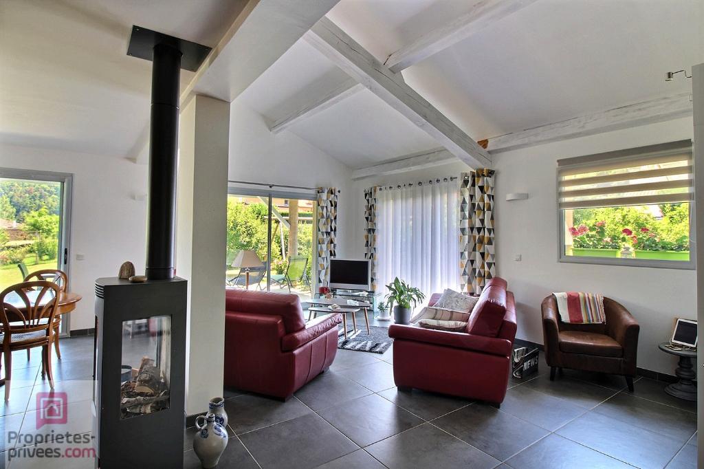 Maison/ villa  en Ardêches, 120m² sur parcelle de 1160 m² !