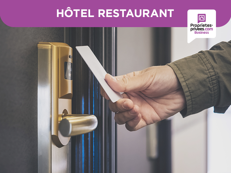 DIJON METROPOLE - HOTEL RESTAURANT murs et fonds