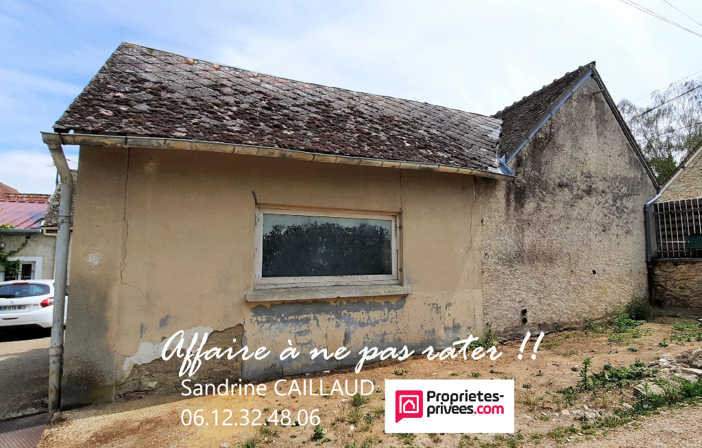 HOUDAN (78550) Maison ancienne à rénover 125990 Euros HAI