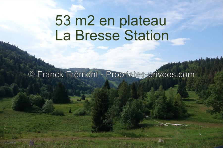 Appartement de 53 m2 à La Bresse