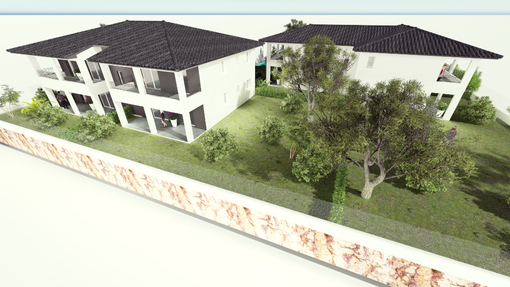 Appartement Santa Lucia Di Moriani 3 pièce(s) 61.6 m2