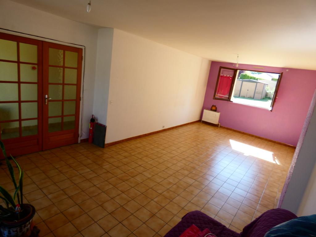 Maison 100m² sous sol total
