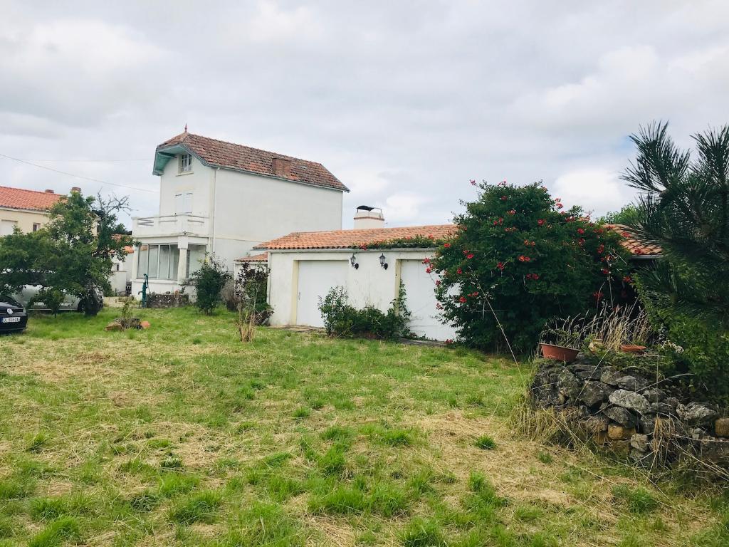 Maison 4 chambres - Grand Terrain Ile de Noirmoutier
