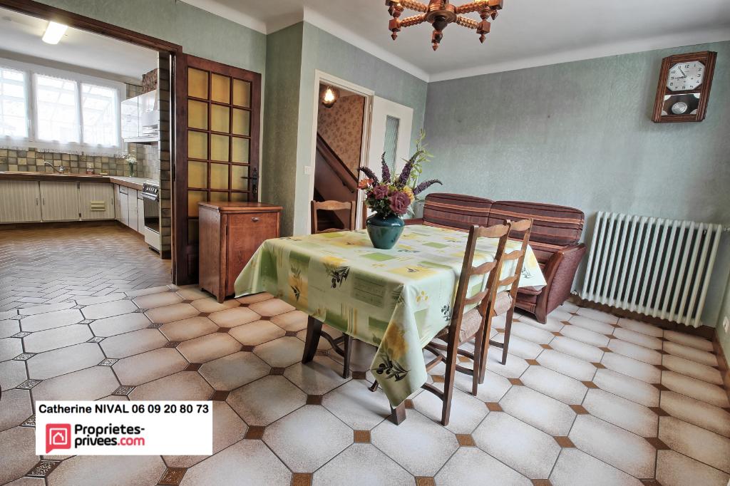 Maison Saint Herblain , Tillay , 3 chambres, jardin, garage
