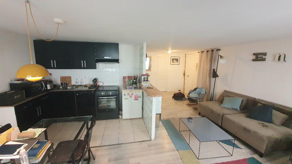 Appartement Paris 2 pièce(s) 42.38 m2
