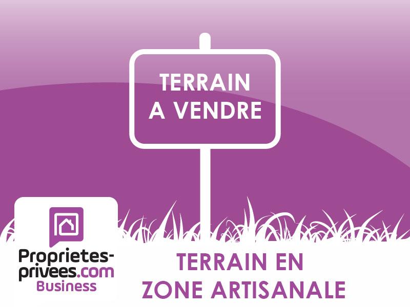 ORANGE ZONE ARTISANAL - TERRAIN  22 500 m²