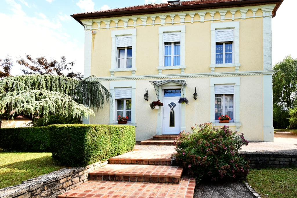 Maison bourgeoise Bourbonne Les Bains