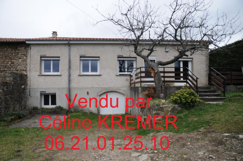 Maison Saint Didier En Velay 6 pièces 116 m²