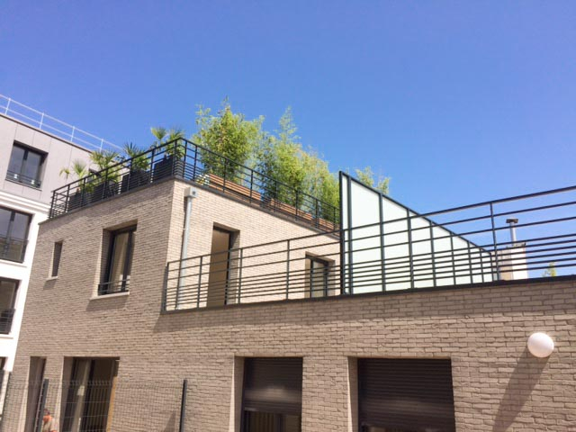 Appartement Bordeaux (33000) 4 pièce(s) 106 m2 avec terrasse 86 m2