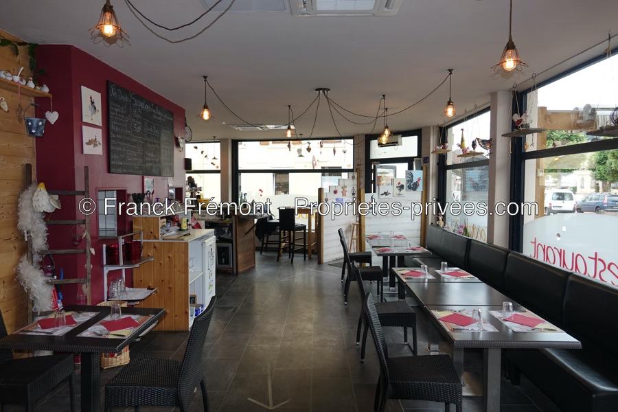 Exclusivité - Restaurant La Cocotte au Val D'Ajol