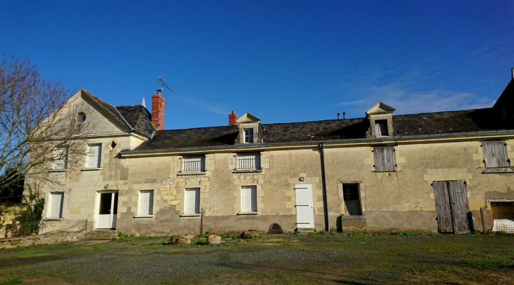 2 maisons en une avec 4 chambres sur terrain clos - 239218