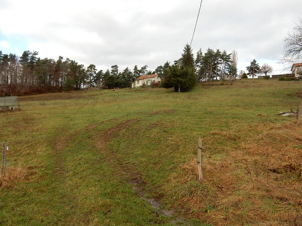 Terrain à bâtir Grazac 1442 m²