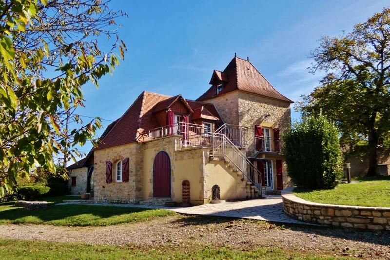 Belle demeure lotoise à vendre Gigouzac.  (46150)
