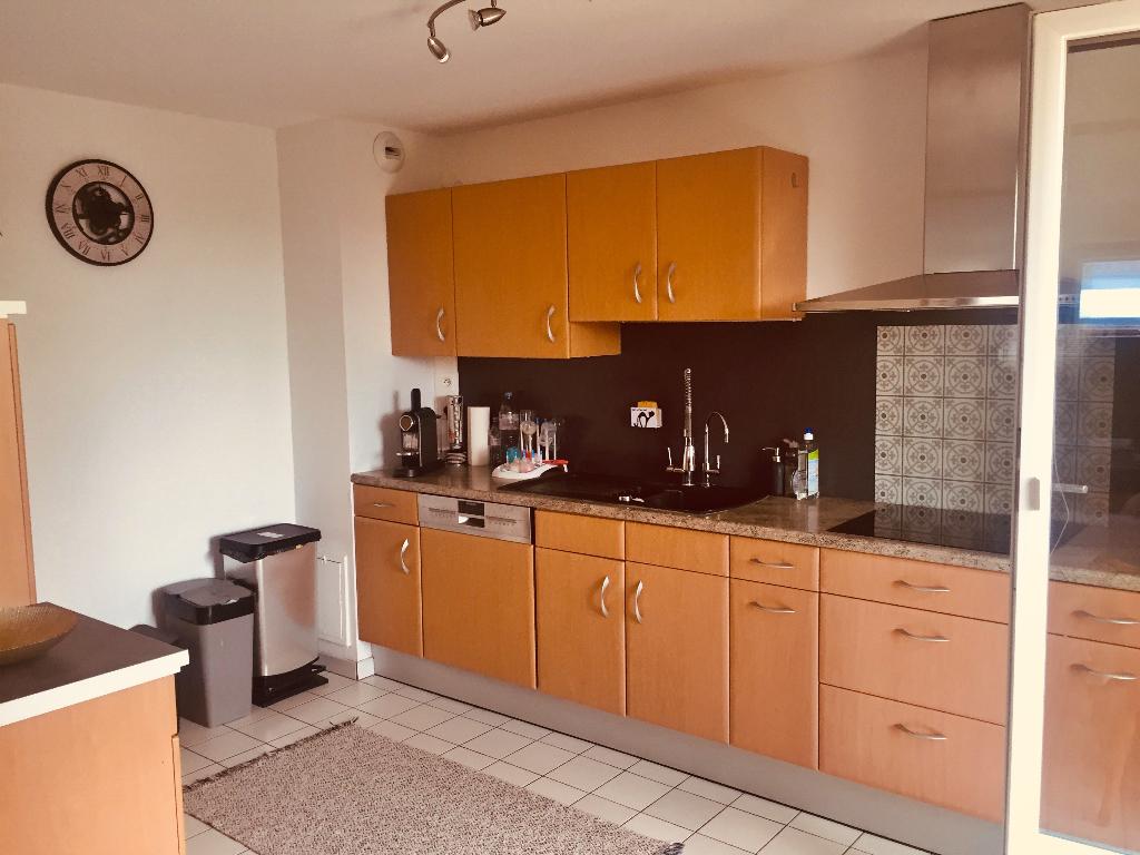 Appartement Strasbourg 3 pièce(s) 81 m2  exposée S/E