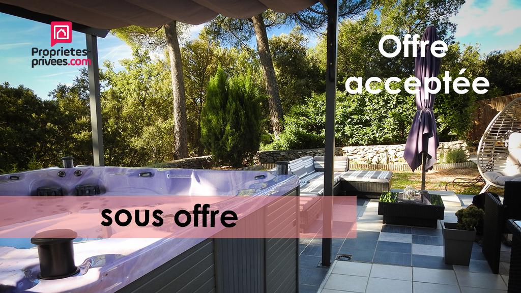 Superbe Villa moderne 4 pièce(s) 139 m2 sans vis à vis