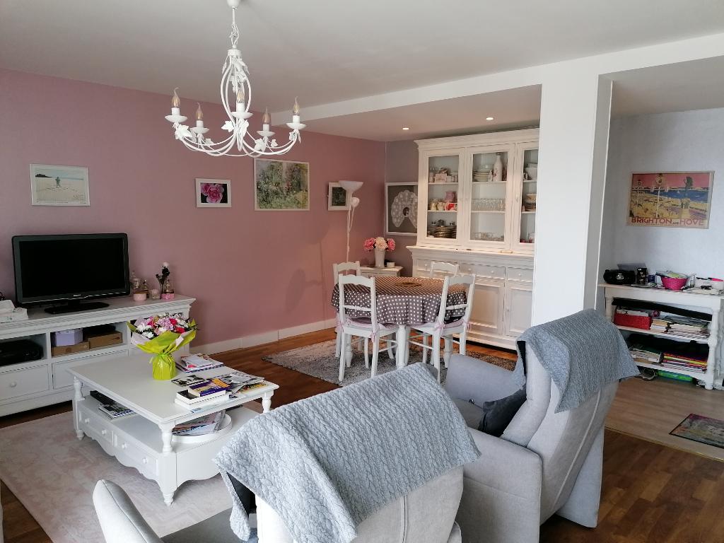 SAINT MALO Sillon Appartement  104.13 m2, 3 chambres