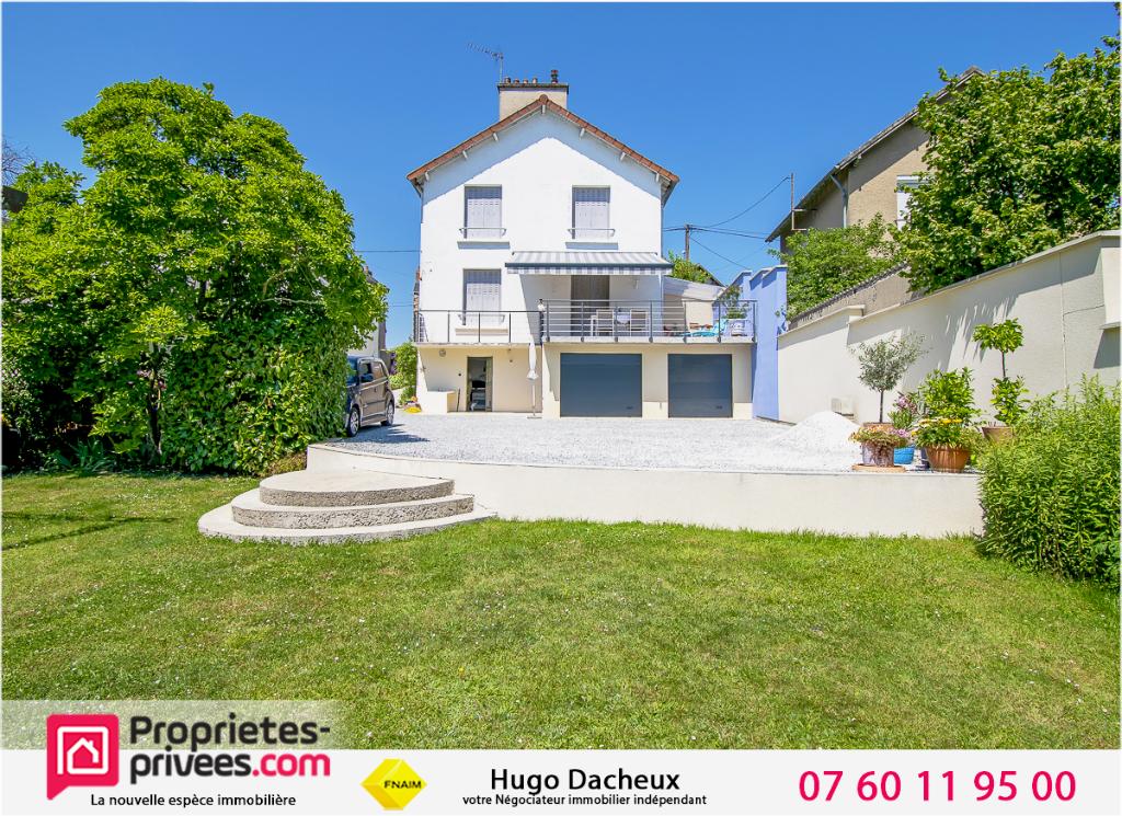 Maison Vierzon 8 pièce(s) 147 m2