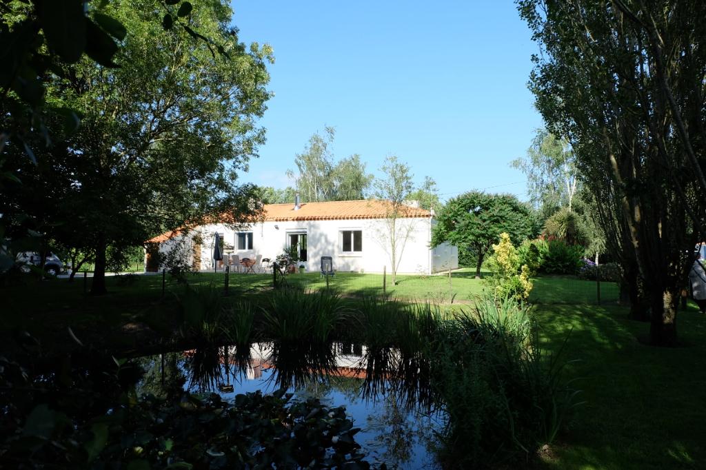 85710 LA GARNACHE - Maison 3 chambres sur terrain de 2 830 m2