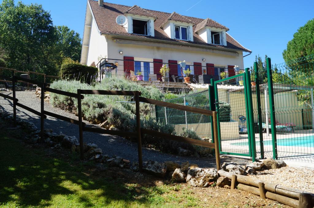 Maison Villamblard 5 pièces 160 m² avec piscine