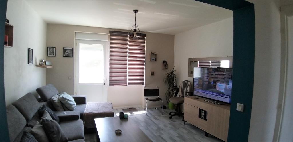 LOCMIQUELIC - 56570 - Appartement de  44 m² en RDC avec place de parking