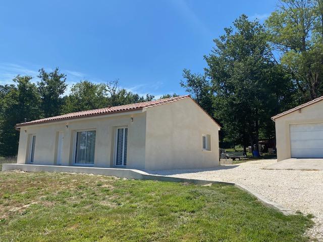 Maison de 2020 Echourgnac 4 pièce(s) 90 m2 garage 53m²