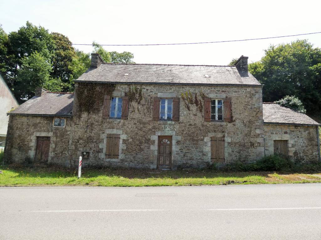 Maison à rénover LANGUIDIC 189 m2