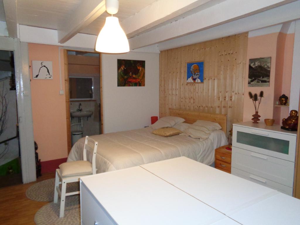 Langogne(48) maison de ville 77 m2, 2/3 chambres
