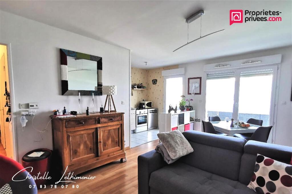 35520 LA CHAPELLE DES FOUGERETZ - Appartement  3 pièces 63.01 m2