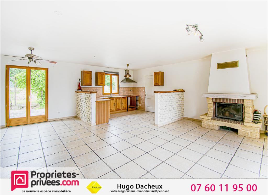 Maison St Georges Sur La Pree 7 pièce(s) 121 m2