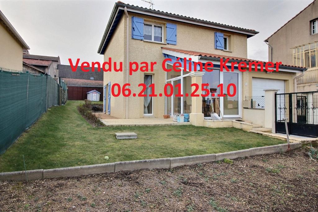 Maison Saint Just Malmont 5 pièce(s) 91 m2