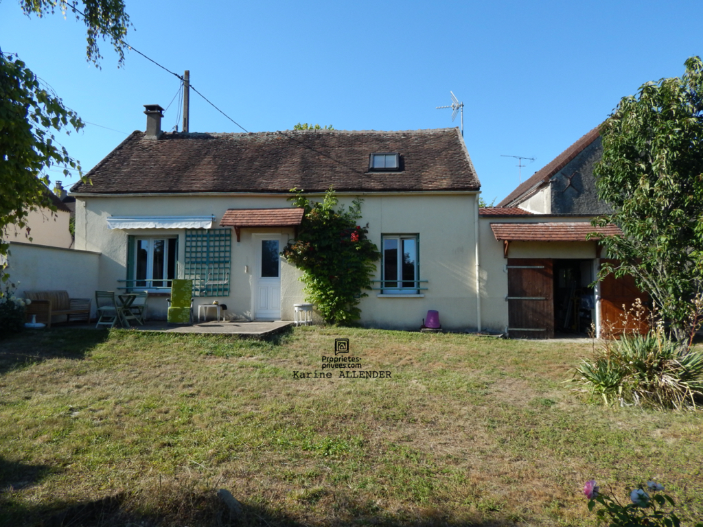 Maison Thorigny Sur Oreuse 2 pièce(s) 40 m2