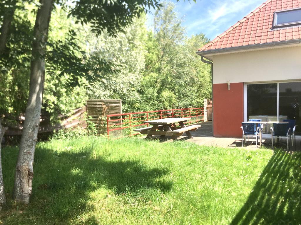Maison Amiens 5 pièces 140 m2 avec jardin, terrasse, parkings, 4 chambres
