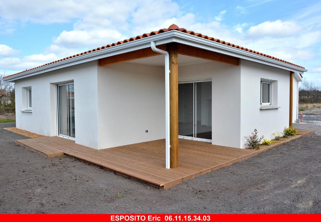 Maison neuve Parentis En Born 4 pièce(s) 118 m2