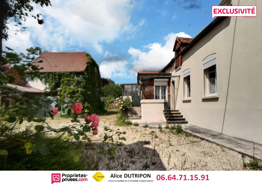 Maison proche Sézanne 7 pièce(s) 159 m2