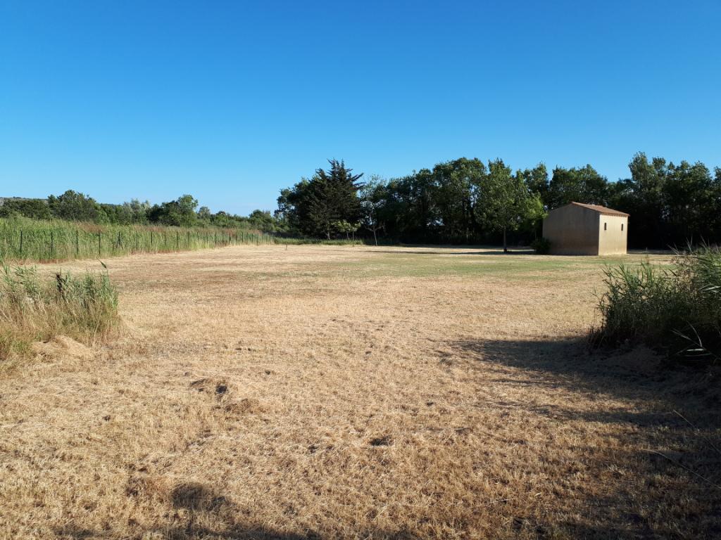 Terrain Narbonne 3800 m2