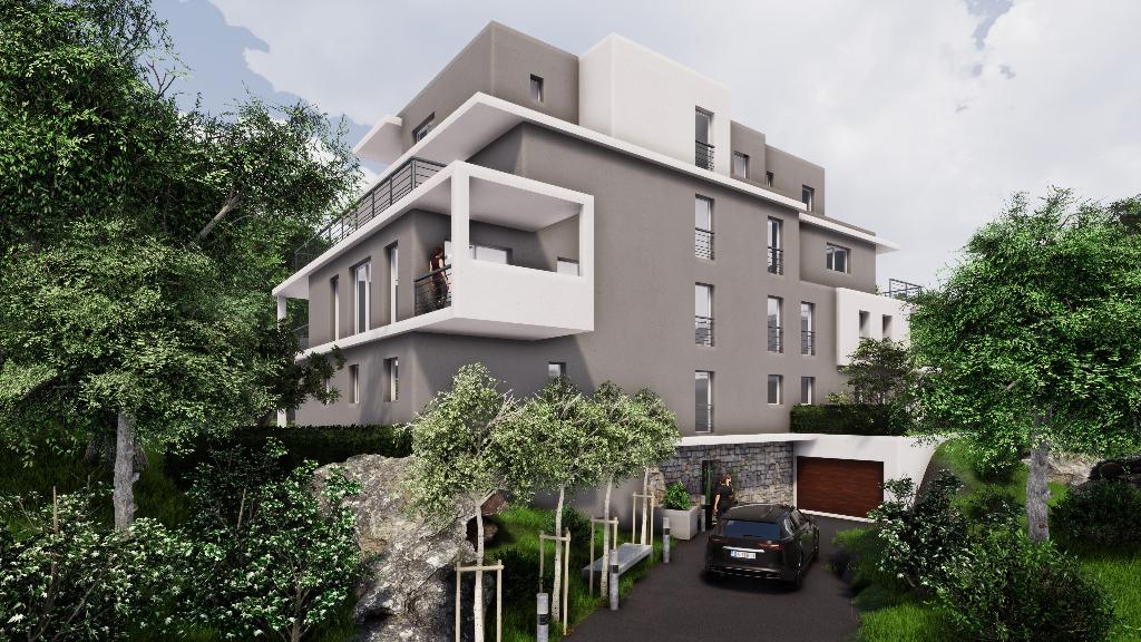 Appartement Sainte Lucie De Porto Vecchio 3 pièce(s) 58.98 m2