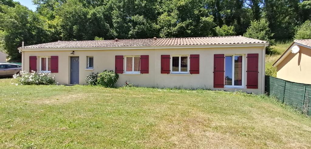 Maison Saint pierre de chignac 6 pièces 115 m2